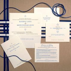 Invitation Designs We Love, Wedding Invitations Photos by Armato Design & Press