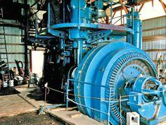 antique diesel electric generators - Google Search