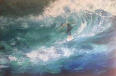 Waves, Outdoor, Art, Outdoors, Ocean Waves, Outdoor Games, The Great Outdoors, Beach Waves, Wave