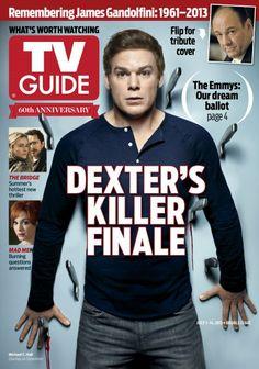 DEXTER - 2013 - TV GUIDE