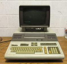 Hewlett-Packard HP 9845B Computer.