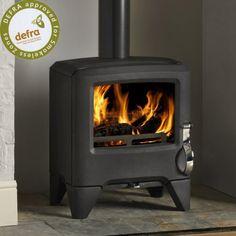 http://www.gr8fires.co.uk/dimplex-langbrook-5-multi-fuel-wood-burning-stove-6202/?utm_source=Social&utm_medium=Social - Dimplex Langbrook 5 SE Multi Fuel Wood Burning Stove woodburner