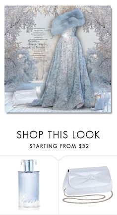 """Winter Beauty"" by debraelizabeth ❤ liked on Polyvore featuring Orlane, Dyeables, Elie Saab and Chinese Laundry"