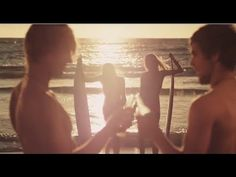 GRAPHIC: Hilarious Australian Ad Tells Kids Not to Be Beach Bums - YouTube
