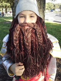 How To Grow Your Own Epic Dwarf Beard In One Evening! by Lux Mirabilis