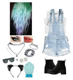 """Untitled #186"" by zombiebandgirl ❤ liked on Polyvore"