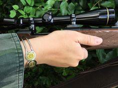 Bullet Bracelet...too cute! On Etsy.