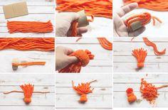 15новогодних украшений, которые можно сделать своими руками