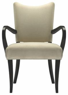 Root Beer Chair  Traditional, Transitional, Leather, Natural Material, Armchairs  Club Chair by Brueton