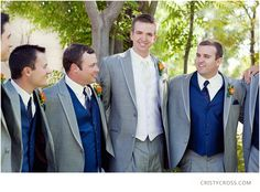 Karly and Eric's Elegant Navy Blue New Mexico Wedding by Clovis Wedding Photographer Cristy Cross_015
