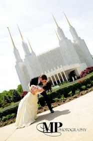 MP Photography: Diedra and Jason - LDS Washington DC Temple Wedding, Photos by Danelle Empey, MP Photography