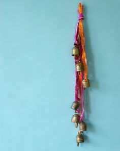 Hanging Chimes | Bohemian Decor DIY Projects To Try Out This Season