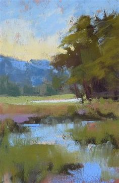 """Daily Paintworks - """"The Best Travel Tip Ever for P..."""" by Karen Margulis"""