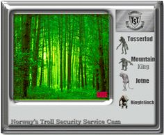 Norway's Troll Security Service Cam Watch a live view of Tosserlad, Mountain Kings, Jotne and Ringlefinch