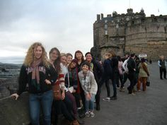 API study abroad students on excursion to Edinburgh | Flickr - Photo Sharing!