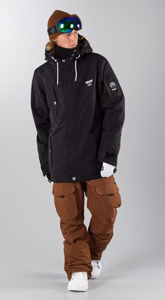 Komplette Outfits, Dope Outfits, Sport Outfits, Snowboarding Style, Ski And Snowboard, Snow Outfit, Man Outfit, Snow Wear, Snow Fashion