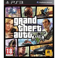 Grand Theft Auto V Ps3 Oyun