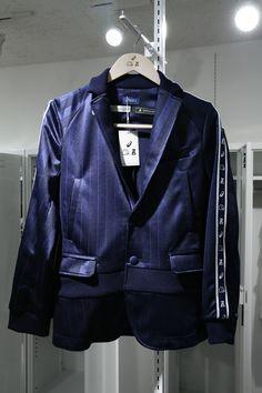 画像: 21/22【「アシックス×ケイスケカンダ×アンリアレイジ」スーツのようなリメイクジャージ発売、山田孝之を映像に起用】