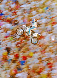 Kaptain Robbie Kneivel: Photo by Photographer Wes Sanders Princess Pics, Princess Pictures, Robbie Knievel, Evil Kenevil, Sprint Car Racing, Barn Finds, Jeeps, Motocross, Cars And Motorcycles