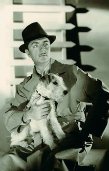 William Powell and Asta