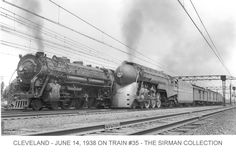 Train Pictures, Cool Pictures, Example Of News, New York Central Railroad, Railroad History, Train Times, Old Trains, Vintage Artwork, Bahn