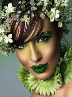 6 ideas de maquillaje de fantasia para carnaval | TUMAKEUP - Tu Escuela De Maquillaje Online