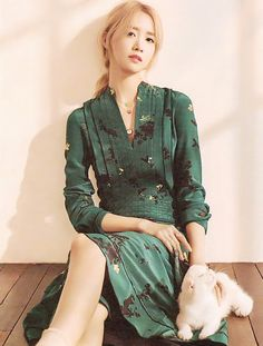 [Photoshoot] Yoona High Cut (More photos) - Celebrity Photos - OneHallyu