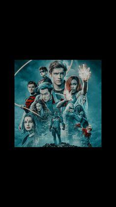 Dc Comics Heroes, Dc Comics Art, Netflix, Titans Tv Series, Ryan Potter, Dc Memes, Cute Wallpapers, Iphone Wallpapers, Teen Titans Go