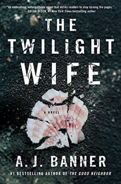 Check out these psychological thriller and suspense books to read in 2017. Includes The Twilight Wife by A. J. Banner.