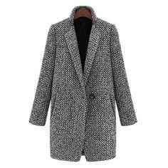 Women Medium Long Coat