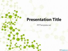 Molecule powerpoint template free powerpoint templates stuff to deliver a presentation in your science class to captivate the attention of the instructor and get a good grade with free biology ppt template for powerpoint toneelgroepblik Image collections
