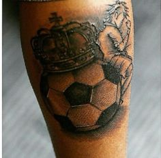 Neymar's new tattoo