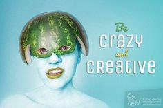 Be CRAZY and CREATIVE !  Fábio de Sá - Design & Graphisme #fabiodesadesign #graphisme #design #myhautesalpes #creativite #creative www.fabiodesa.design