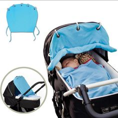baby stroller accessories sun cover portable baby sunshade cotton covers sunshield sun canopy for strolle ATRQ0107