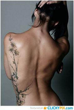 tree tattoos   Top Cool Tree Tattoo on Back   Tattoo Ranking
