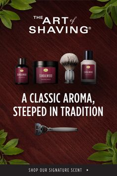 The Art of Shaving offers luxury shaving supplies. Our Sandalwood scented shaving kit in the Aroma Collection is made to help you experience the perfect shave. Diy Beauty, Beauty Makeup, Beauty Hacks, Pink Nail Colors, The Art Of Shaving, Hybrid Tea Roses, Homemade Face Masks, Shaving Cream, Men's Grooming