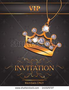 Find Invitation Vip Card Gold Crown Shaped stock images in HD and millions of other royalty-free stock photos, illustrations and vectors in the Shutterstock collection. Vip Card, Gold Crown, Royalty Free Stock Photos, Diamonds, Invitations, Shapes, Christmas Ornaments, Holiday Decor, Pendant