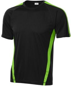 Men's Athletic All Sport Training Tee Shirts in 23 Colors Joe's USA
