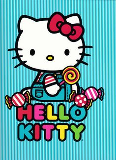 Hello Kitty Portfolio Folder
