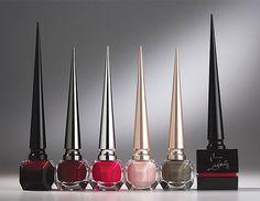Web want: Christian Louboutin Beaute Nail Polishes