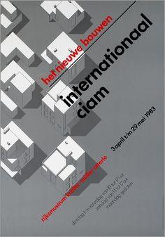 Wim Crouwel - Design Architecture