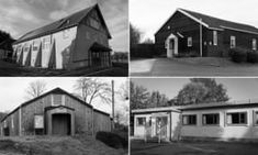 This way for Bums and Tums! The discreet charm of the village hall | Art and design | The Guardian