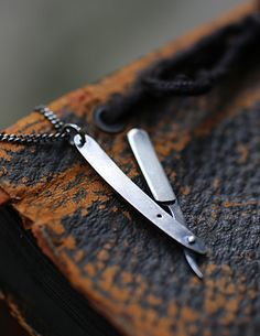 handmade straight razor blade