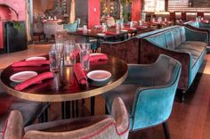 De Rodriguez Cuba Cuban cuisine goes upscale at this AAA four-diamond South of Fifth restaurant. James Beard Award-winning chef Douglas Rodriguez has created a menu of traditional Cuban classics elevated to new heights, with seven ceviches featuring some of Miami's freshest seafood;