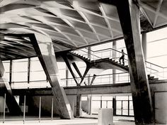 Exhibition: PIER LUIGI NERVI. Architecture as a challenge