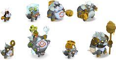 Dofus Art: персонажи   Флеш-анимация и дизайн