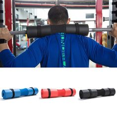 Fitness Barbell Squat Pad Weight Lifting Accessories Cushioned Neck Shoulder Protective Pads Gym Lunges Bodybuilding Equipment - AliExpress Weight Lifting Accessories, Weight Lifting Gloves, Workout Accessories, Gym Gloves, Workout Gloves, Lunges, Squats, Bodybuilding Equipment, Suspension Trainer