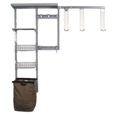 Found it at Wayfair - Storability Shed Wall Mount Storage System