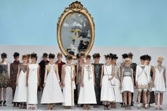 Chanel Haute Couture S/S 2015 - Pesquisa Google