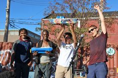 How a 3D-printed boat race united a Red Hook community